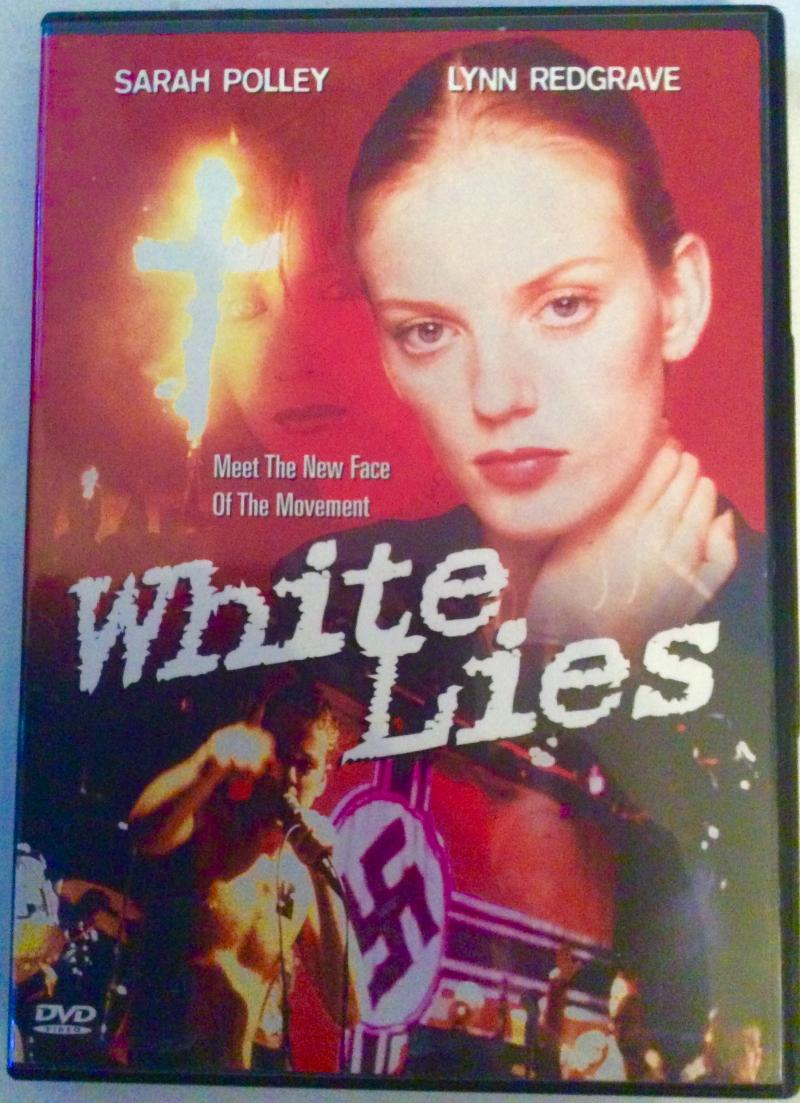 White Lies depicts Elisa Hategan